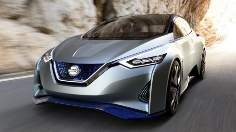 Nissan Intelligent DrivingNissan Intelligent Driving
