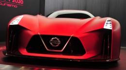 Nissan presenta el Concept Vision 2020 en Tokio