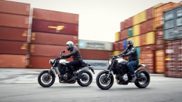Yamaha Yard Built XSR700 'Super 7' By JvB-Moto: Inspiración retro