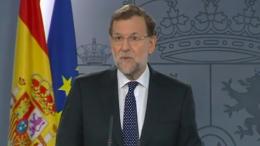 Mariano Rajoy, Presidente del Gobierno de España. Constitucion
