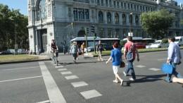 27 atropellos diarios en zona urbana, un 20% de ellos con lesiones graves o mortales