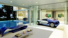 Ettore 971 Bugatti Villas: Bugatti diseña casas de lujo en Dubai