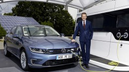 Volkswagen recortará el gasto en 1 mil millones$ y lanzará el Phaeton totalmente eléctrico