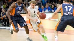 Ratiopharm ulm- Valencia Basket 13/14