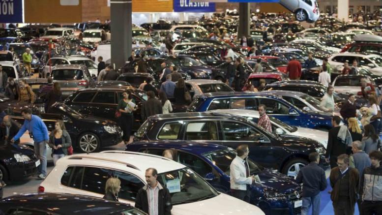 Los coches usados suben un 11,6% hasta septiembre