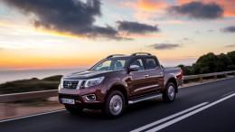 Nuevo Nissan NP300 Navara: referencia en diseño y prestaciones