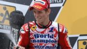 Casey Stoner regresa a Ducati