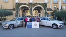 El Volvo XC90 ha sido coche oficial del PGA Tour Academy