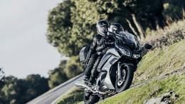 Nueva Yamaha FJR1300 disponible en enero 2016