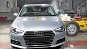 Máximas puntuaciones para Audi y Honda en EuroNCAP
