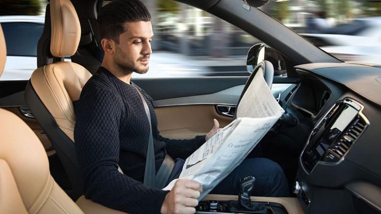 Volvo colabora con el Gobierno de España en conducción autónoma