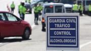 Denunciados 1.865 conductores en el control de alcohol y drogas en una semana