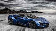 W Motors presenta su Fenyr SuperSport en el Dubai Motor Show