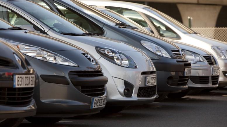 El renting de vehículos registra una subida del 19,3% hasta octubre