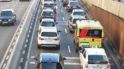 Las bajas laborales debidas a accidente de Tráfico suben en España un 4.3%
