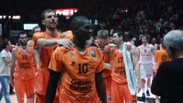 El Valencia Basket se asegura el pase al LAST 32