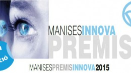 Logo de los premios Manises INNOVA 2015