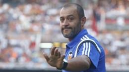 Nuno Espiritu Santo dimite omo entrenador del Valencia CF