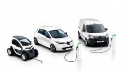 Renault pionero de los vehículos eléctricos en la cumbre del cambio climático