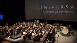 La prestigiosa Universal Symphony Orchestra abre sus ensayos para los vecinos de Alberic