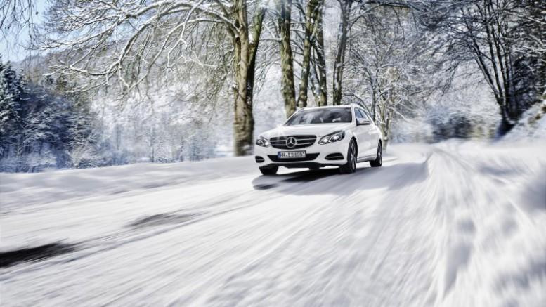 Los accidentes de tráfico en invierno principal preocupación de los europeos