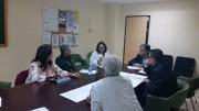 Reunión con el Comisionado del Hospital de la Ribera en Carlet