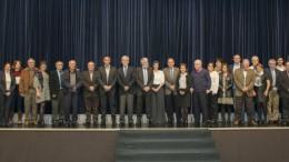 Acto de aniversario de los 30 años del Centro Cultural de Almussafes