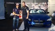Marc Márquez gana el exclusivo BMW M6 Cabrio