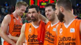 Valencia Basket consigue su sexta victoria