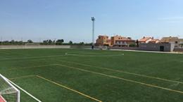 Los seleccionados para el taller de empleo de Rafelbunyol mejorarán las instalaciones deportivas