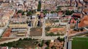 Imagen aérea del municipio de Carcaixent