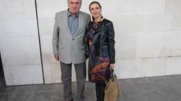Josep Lluis Albiñana y Rosana Pastor en las listas de la coalición