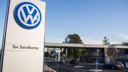Volkswagen acortará el tiempo de su programa de inversiones