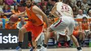 Cuarta victoria del Valencia Basket