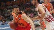 Valencia Basket busca el liderazgo del LAST 32