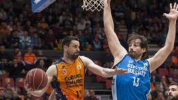 EL Valencia Basket busca su séptima victoria