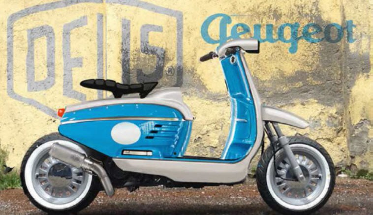 """Peugeot """"Le Derny"""" concept: retorno al… pasado"""