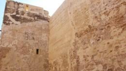 Torre Pont de Vidre de LLíria. Uno de los restos patrimoniales más importantes