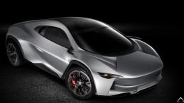 Camal Studio diseña un hypercar todoterreno Bugatti, el Ramusa