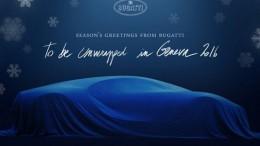 El Bugatti Chirón se cree alcanzará los 467 km/h