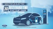 Ford invertirá 4.500 millones de dólares en soluciones de vehículos eléctricos
