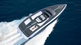 Niniette : Bugatti vuelve al mar