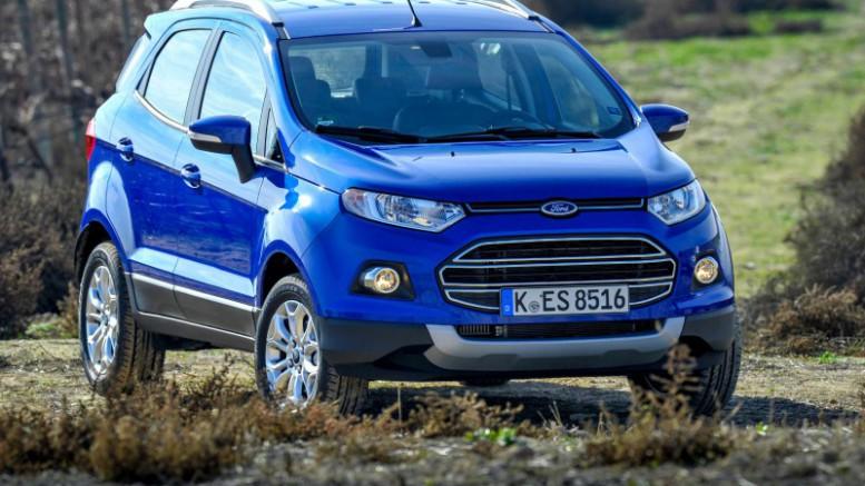 El nuevo Ford EcoSport cuenta con un importante número de mejoras