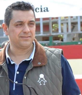 El presidente de la Federación de Bous de la Comunitat Valenciana, Vicente Nogueroles