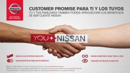 Nissan lanza su nueva Promesa al cliente