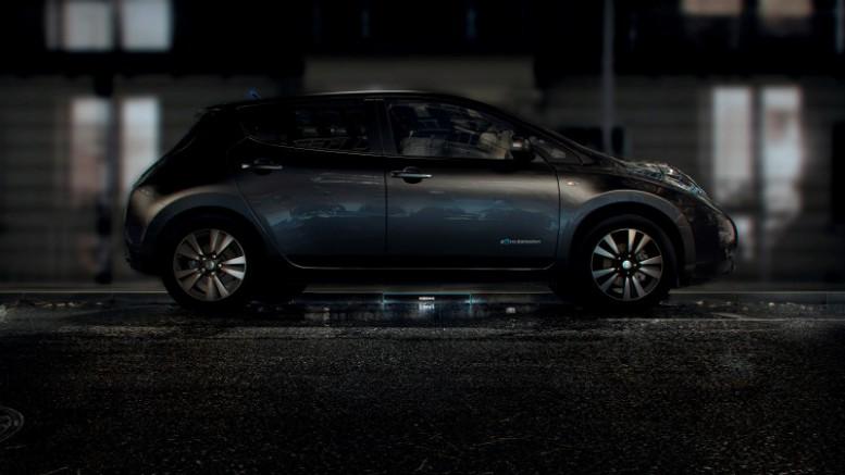 Nissan presenta la estación de combustible del futuro