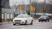 Ford y Google podrían construir juntos coches autónomos