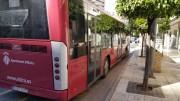 Nuevos autobuses en Alzira