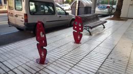 Los nuevos puntos de aparcamiento de bicicletas en Alzira