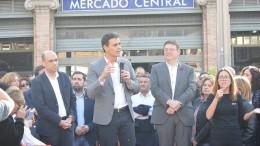 Pedro Sánchez, Ximo Puig